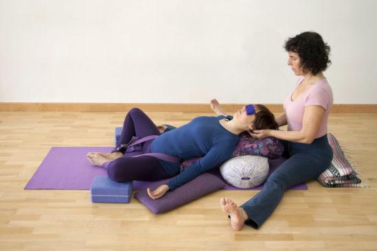 restorative yoga training